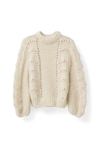 The Julliard Mohair Pullover, Vanilla Ice, hi-res
