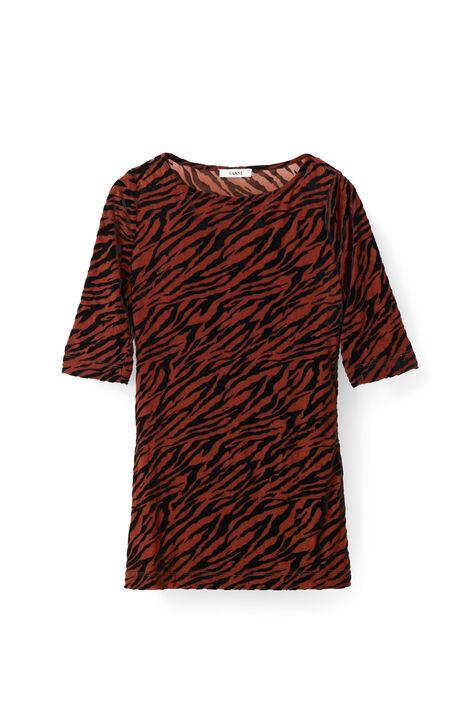 Adrian T-shirt, Fired Brick, hi-res