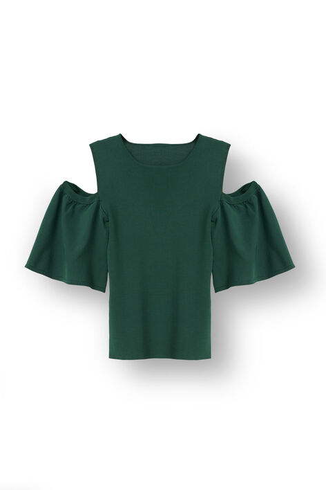 Evangel Top, Verdant Green, hi-res