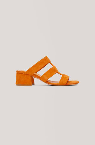 Olive Sandals, Russet Orange, hi-res
