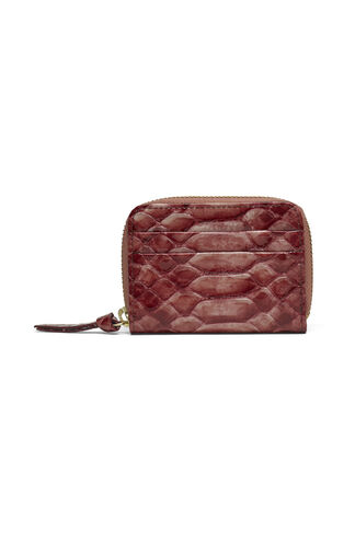 Gallery Accessories Purse, Peony Snake, hi-res