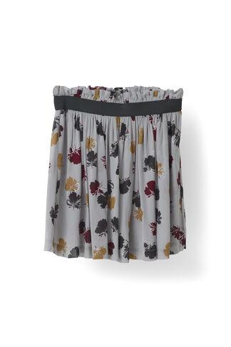 Bartlett Georgette Skirt, Quarry Petals, hi-res