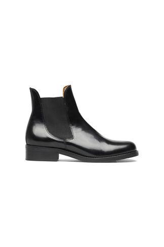 Sue shine Ankle Boots, Black, hi-res