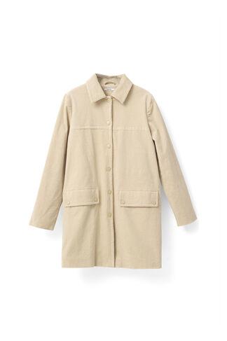 Belmont Corduroy Coat, Biscotti, hi-res
