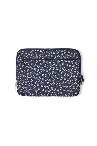 Fairmont Accessories Laptop Sleeve, Total Eclipse, hi-res