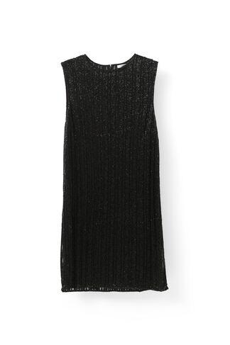 Humphrey Beads Dress, Black, hi-res