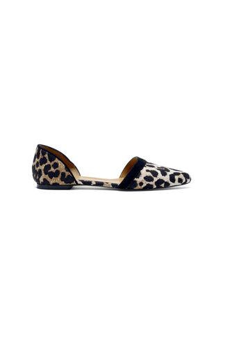 Kikuno Linen Flats, Leopard, hi-res
