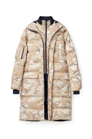 Greenwood Down Coat, Desert Storm, hi-res