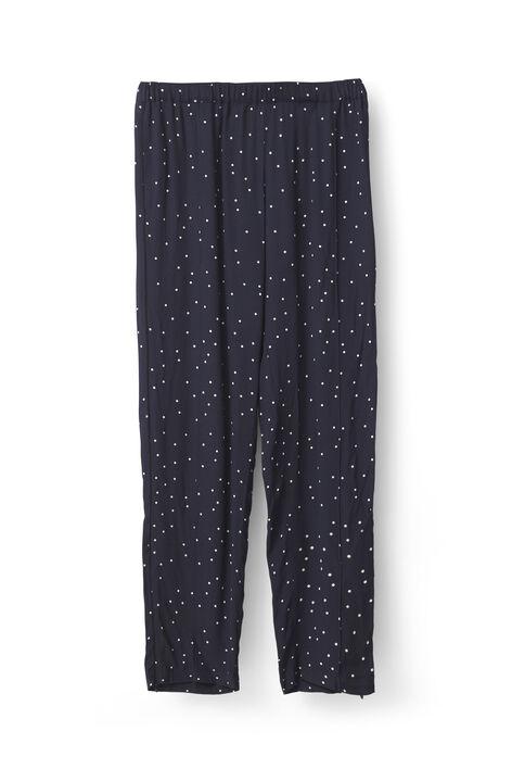Rosemont Crepe Pants, Dotted Eclipse, hi-res