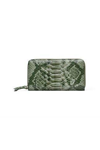 Gallery Accessories Purse, Botanical Snake, hi-res