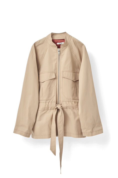 Phillips Cotton Jacket, Cuban Sand, hi-res