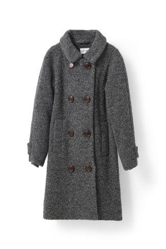 Fenn Coat, Smoked Pearl Melange, hi-res