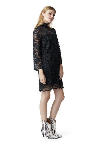 Flynn Lace Dress, Total Eclipse/Black, hi-res