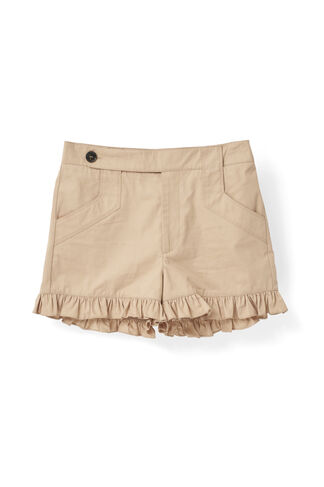 Phillips Cotton Shorts, Cuban Sand, hi-res