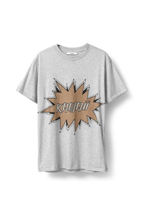 Yumi T-shirt, Paloma Melange, hi-res