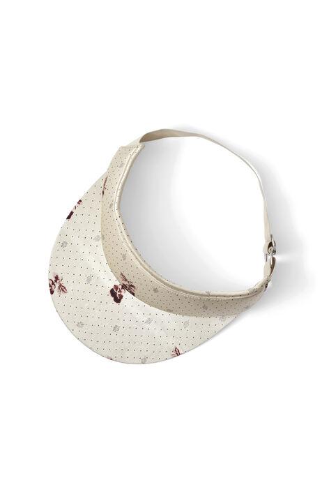 Donnelly Satin Accessories Sun Cap, Biscotti, hi-res