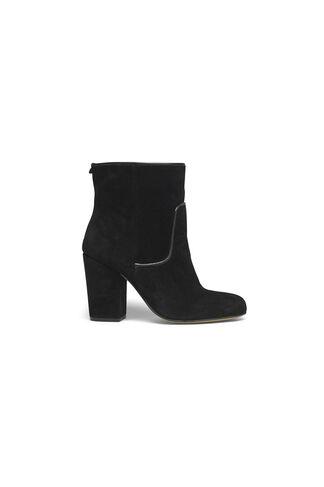 Rosie Split Shoes, Black, hi-res