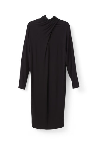 Barneys Tunic dress, Black, hi-res
