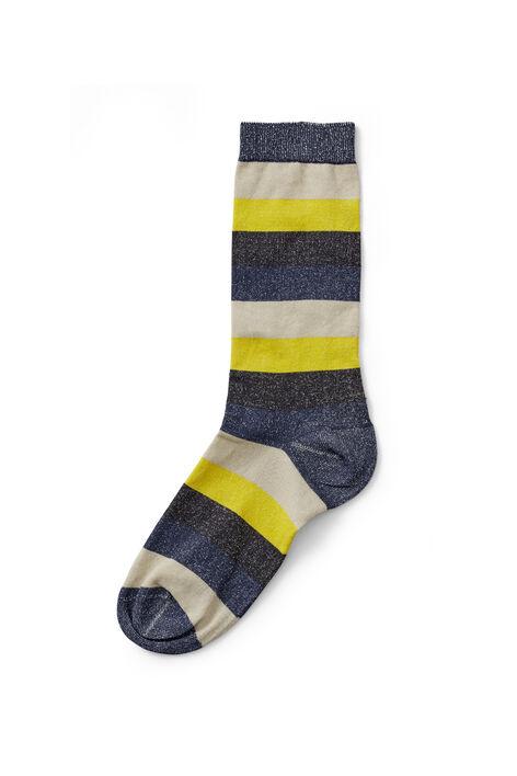 Paltrow Glitter Ankle socks, Multi Colour, hi-res