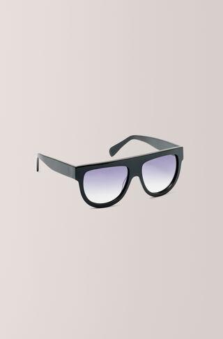 Ines Sunglasses, Black, hi-res