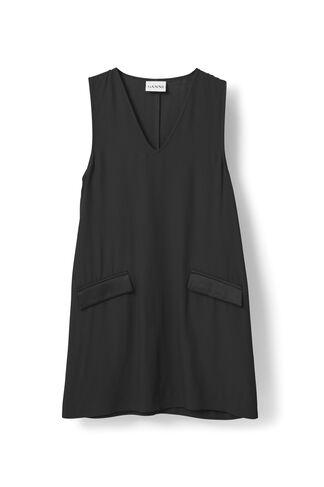 Kamiko Dress, Black, hi-res