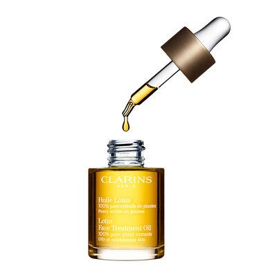 植物护理油系列 莲花面部护理油