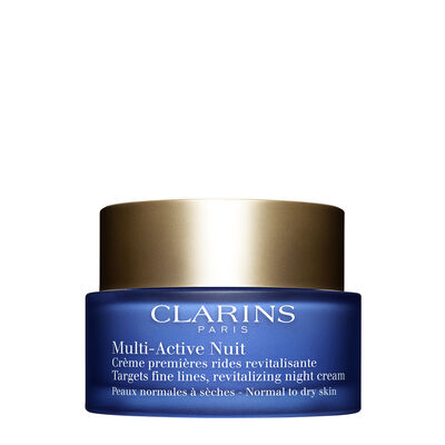 Multi-Active Night Comfort Cream - Normal to Dry Skin