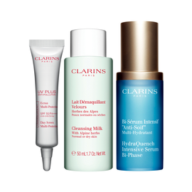 Clarins.com Exclusive Set | HydraQuench Serum