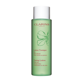 Toning Lotion With Iris For Combination and Oily Skin