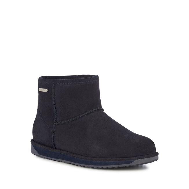 Paterson Mini迷你短筒靴, INDIGO, hi-res