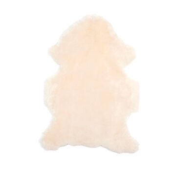 Baby Rug Kids Sheepskin Rug - NATURAL