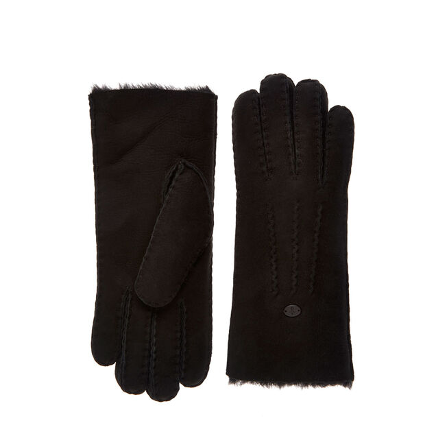 BEECH FOREST GLOVES Womens Sheepskin Glove/Mitten