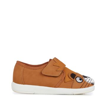 Lion Sneaker, CHESTNUT, hi-res