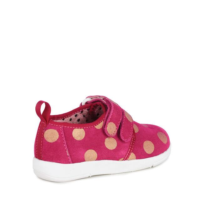 Print Sneaker, HOT PINK, hi-res
