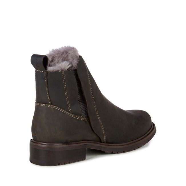 Pioneer Leather Womens Deluxe Wool Boot Emu Australia