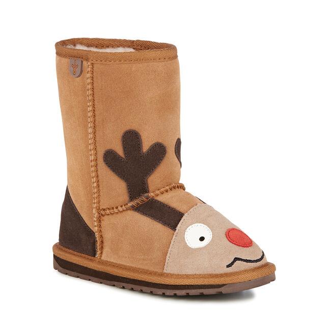 Reindeer, CHESTNUT, hi-res