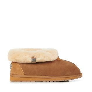 Platinum Albany Womens Sheepskin Slipper
