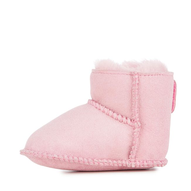 BABY BOOTIE Kids Deluxe Wool Boot - PINK