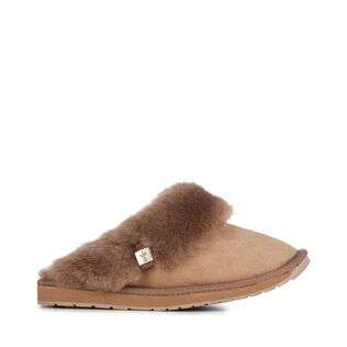 Platinum Eden Womens Sheepskin Slipper