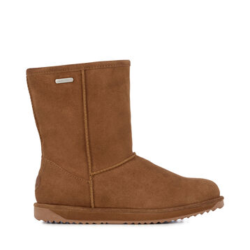 PATERSON LO Womens Liner Skin Boot - OAK