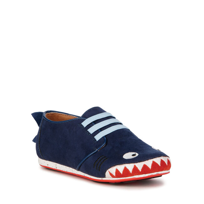 Shark Sneaker, NAVY, hi-res