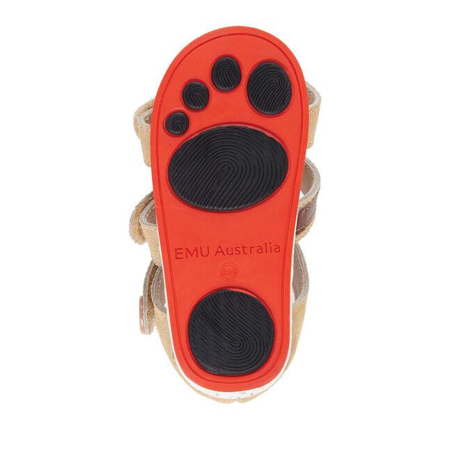 Bear Sandal, CARAMEL, hi-res