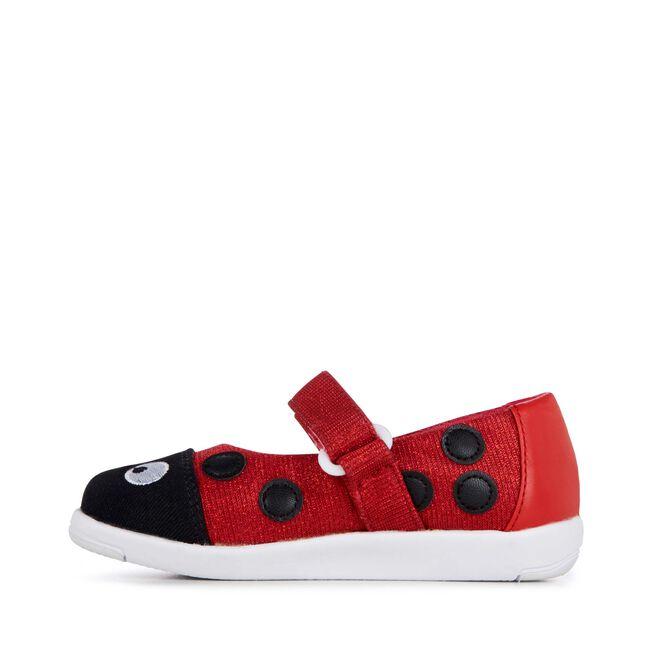 Ladybug Ballet, RED, hi-res