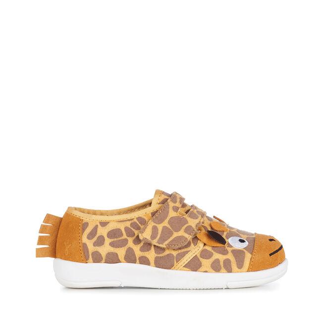 Giraffe Sneaker, GOLD, hi-res