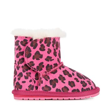 Toddle Leopard, HOT PINK, hi-res
