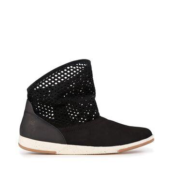Numeralla休閒短靴, BLACK, hi-res