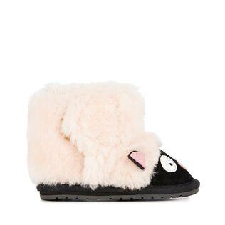 LC WALKER LAMB Kids Deluxe Wool Boot