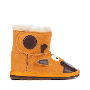 LC WALKER GIRAFFE Kids Deluxe Wool Boot