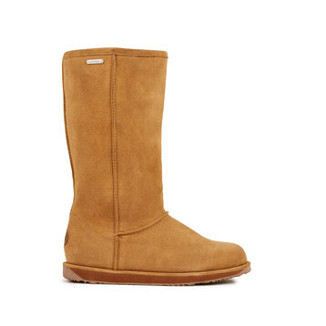 Paterson Hi Womens Liner Skin Boot - CHESTNUT