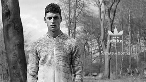 adidas Originals and WINGS+HORNS Shop Now